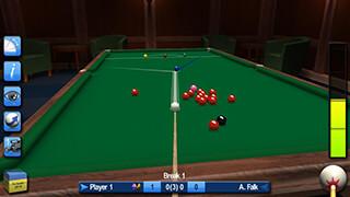 Pro Snooker 2015 скриншот 1