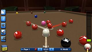 Pro Snooker 2015 скриншот 3