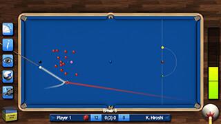 Pro Snooker 2015 скриншот 4