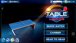 Table Tennis 3D: Live Ping Pong скриншот 1