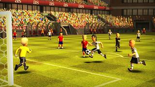 Striker Soccer Euro 2012 скриншот 2