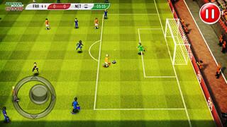 Striker Soccer Euro 2012 скриншот 3