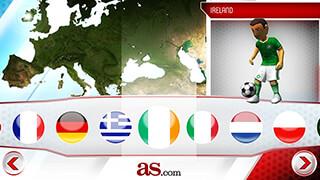 Striker Soccer Euro 2012 скриншот 4