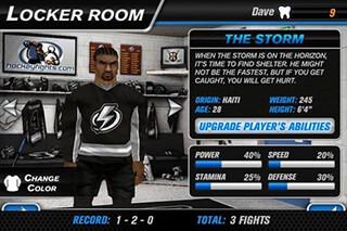 Hockey Fight Lite скриншот 3