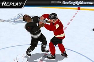 Hockey Fight Lite скриншот 4