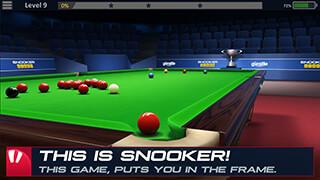 Snooker Stars скриншот 1