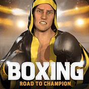Boxing: Road To Champion иконка