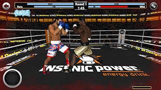 Boxing: Road To Champion скриншот 1