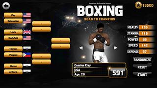 Boxing: Road To Champion скриншот 4