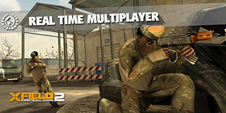 XField Paintball 2 Multiplayer скриншот 2