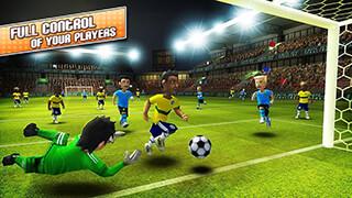 Striker Soccer London скриншот 2