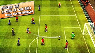 Striker Soccer London скриншот 3