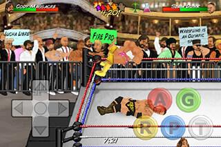Booking Revolution: Wrestling скриншот 2