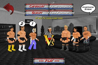 Booking Revolution: Wrestling скриншот 3