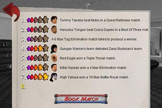 Booking Revolution: Wrestling скриншот 4