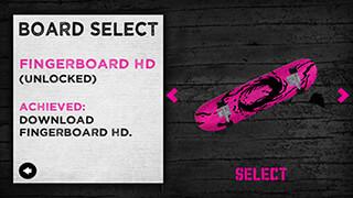 Fingerboard HD Skateboarding скриншот 3