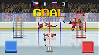 Hockey Hysteria скриншот 1