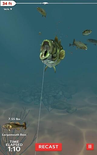 Rapala Fishing: Daily Catch скриншот 4