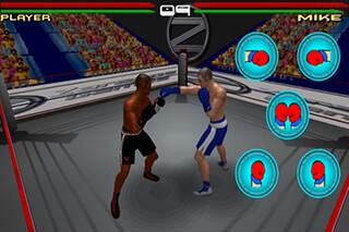 Virtual Boxing 3D Game Fight скриншот 1
