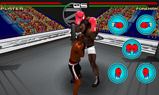 Virtual Boxing 3D Game Fight скриншот 3