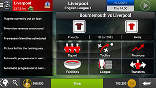 Soccer Manager 2016 скриншот 4
