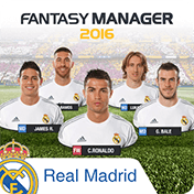 Real Madrid: Fantasy Manager'16 иконка