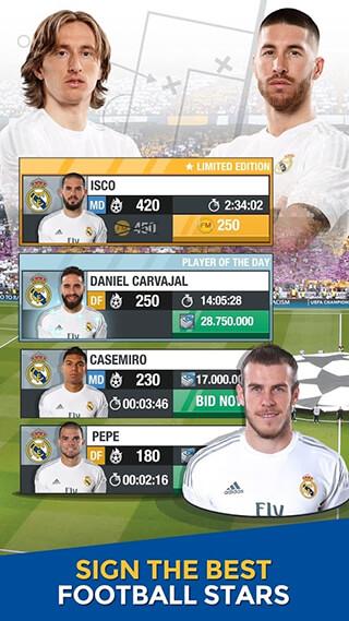 Real Madrid: Fantasy Manager'16 скриншот 2