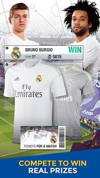Real Madrid: Fantasy Manager'16 скриншот 4