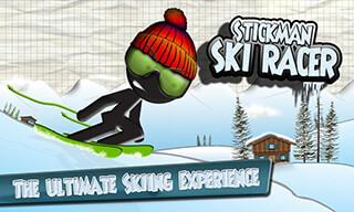Stickman: Ski Racer скриншот 1