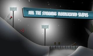 Stickman: Ski Racer скриншот 4