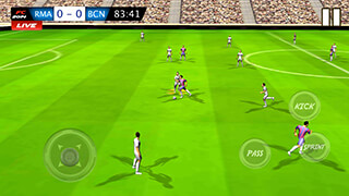Play Football 2016 скриншот 3