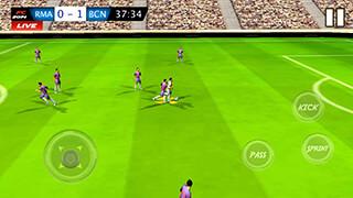 Play Football 2016 скриншот 4