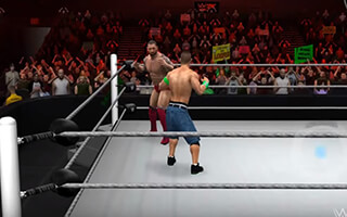 Action for WWE Pro скриншот 3