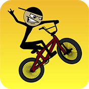 Stickman BMX иконка