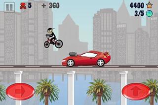Stickman BMX скриншот 2