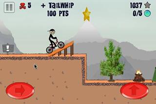 Stickman BMX скриншот 4
