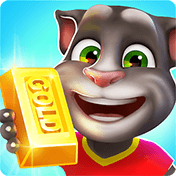 Talking Tom: Gold Run иконка