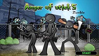 Anger of Stick 5 скриншот 1