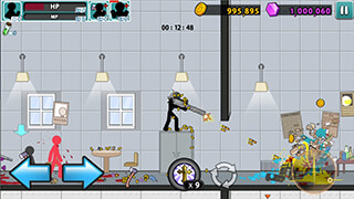 Anger of Stick 5 скриншот 2