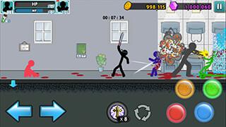Anger of Stick 5 скриншот 3