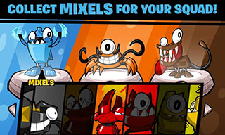 Calling All Mixels скриншот 2