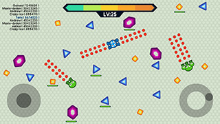 Deep.io Tank: Diep War Online скриншот 3
