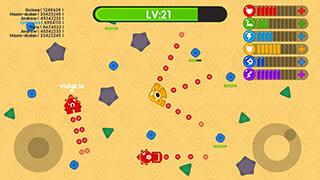 Deep.io Tank: Diep War Online скриншот 4