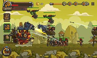 Snail Battles скриншот 3