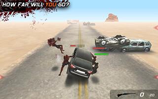 Zombie Highway скриншот 1