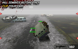 Zombie Highway скриншот 2