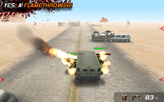 Zombie Highway скриншот 3
