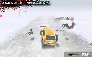 Zombie Highway скриншот 4