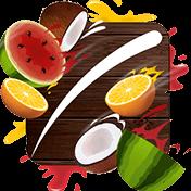 Splash Fruits: Ninja Story 3D иконка