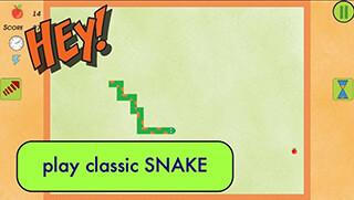 Snake Arena скриншот 1